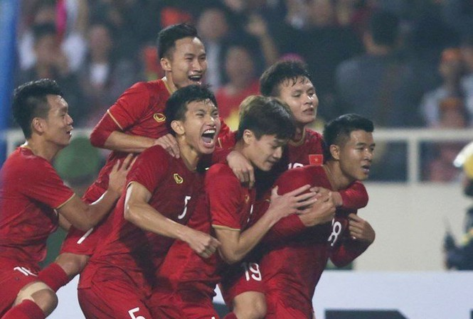 Việt Nam đã quen thi đấu ở những giải lớn nhất châu Á