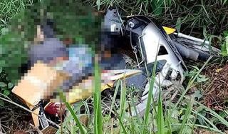 Phát hiện người đàn ông tử vong bất thường cạnh xe máy