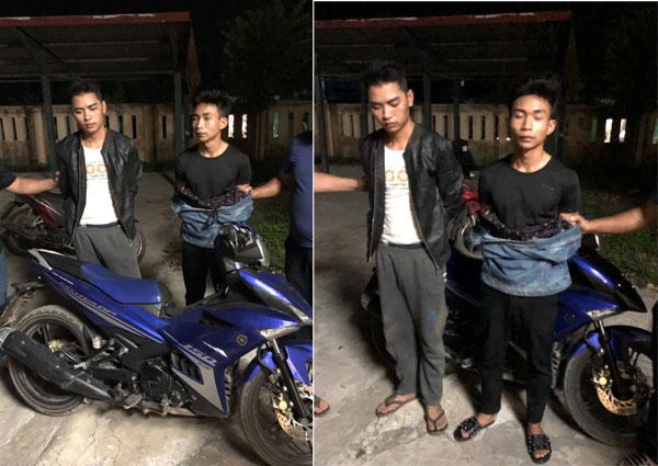 Lời khai của 2 nghi phạm sát hại nam sinh Grab ở Hà Nội