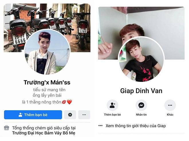 Cư dân mạng lùng sục Facebook của 2 nghi phạm giết tài xế GrabBike