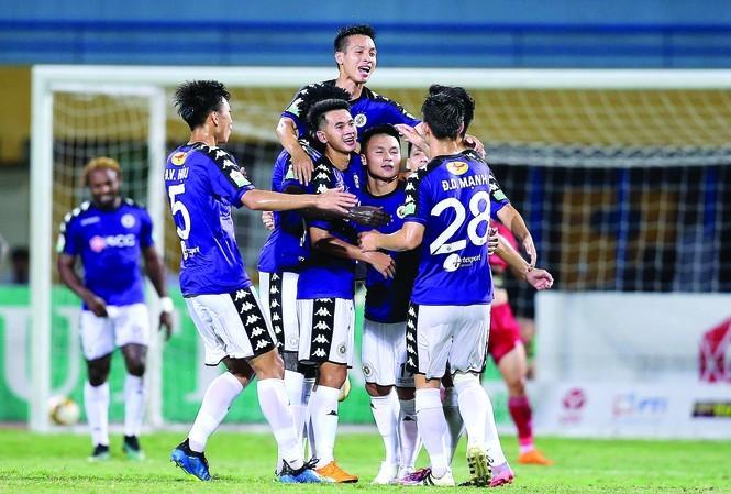 Than Quảng Ninh tạo điều kiện cho Hà Nội ăn mừng ngôi vô địch ở Thủ Đô?