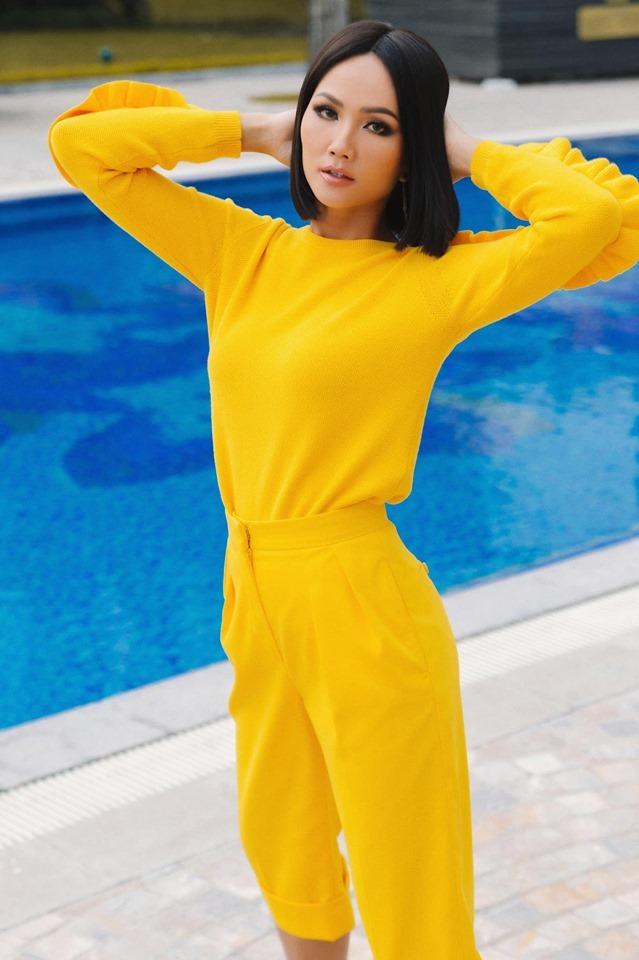 H'Hen Niê không đồng hành cùng Hoa hậu Hoàn Vũ Việt Nam để về trồng rau, nuôi cá