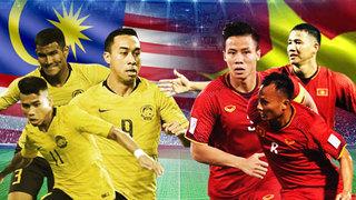 Một loạt cầu thủ Malaysia gặp chấn thương trước trận gặp Việt Nam