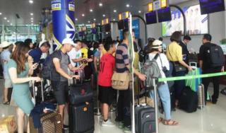 Chửi bới, gây rối ở sân bay, nam hành khách bị phạt 4 triệu đồng