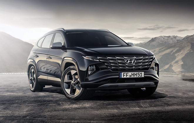 Hé lộ thiết kế sành điệu và đầy tiện nghi của Hyundai Tucson 2021