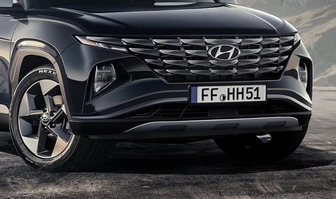Hé lộ thiết kế sành điệu và đầy tiện nghi của Hyundai Tucson 20212