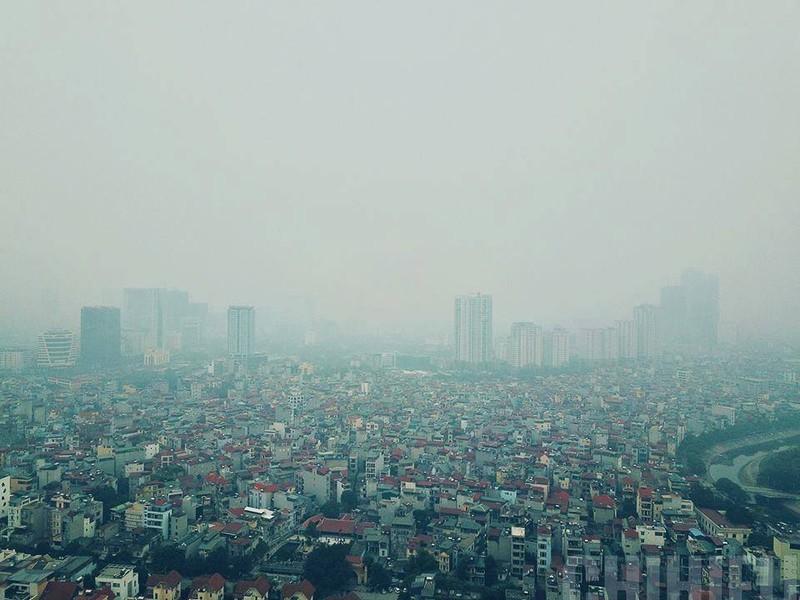 Không khí Hà Nội ô nhiễm nghiêm trọng: Tổng cục môi trường khuyến cáo trẻ em và phụ nữ có thai không nên ra đường