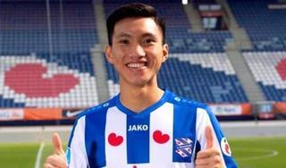 Đoàn Văn Hậu: 'Bóng đá Hà Lan và Việt Nam có nhiều khác biệt'