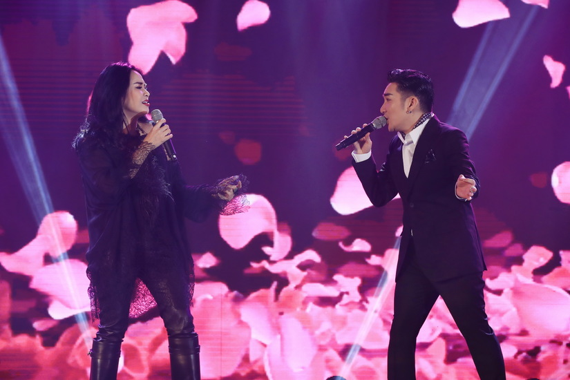 Thu Minh, Nguyễn Hồng Nhung, Thanh Lam bất ngờ xuất hiện trong liveshow của Quang Hà