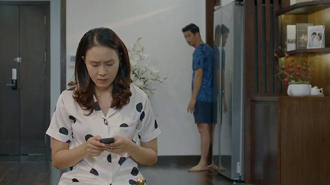 'Hoa hồng trên ngực trái' tập 17: Nếu đồng ý ly hôn Thái hứa cho Khuê 350 triệu cứu em