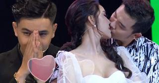 Hoa khôi thanh lịch nói gì sau khi hôn 'ngấu nghiến' trai lạ trên truyền hình?