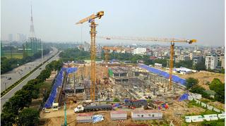 Bệnh viện An Sinh không phép ngang nhiên xây dựng sau
