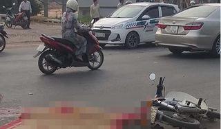 Va chạm với xe chở công nhân Samsung, người đàn ông chết thảm