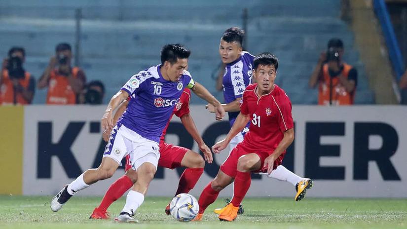 Hà Nội FC dừng bước ở AFC Cup 2019 sau trận hòa CLB Triều Tiên