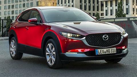 Mazda CX-30 đẹp long lanh giá từ hơn 500 triệu đồng gây sốt