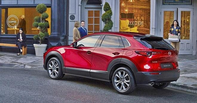 Mazda CX-30 đẹp long lanh giá từ hơn 500 triệu đồng gây sốt3