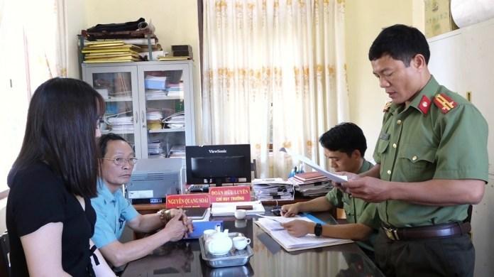 Tung tin vi khuẩn Whitmore ở Quảng Bình bị phạt 12,5 triệu 2