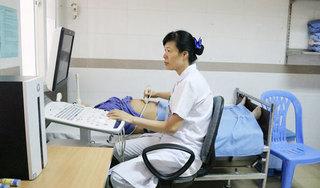 Sản phụ đi đẻ mới phát hiện thai đã chết lưu ở tuần 38