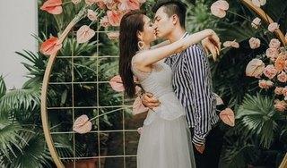 Bị antifan nói hợp đồng tình yêu, Lâm Khánh Chi tung ảnh hôn chồng trẻ ngọt ngào