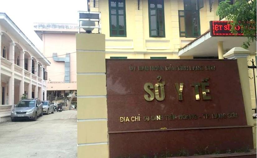 Có gì bất thường trong nhưng dự án xây dựng tại Sở Y tế Lạng Sơn?