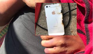 Điện thoại Iphone phát nổ khi đang sạc, thanh niên 18 tuổi tử vong
