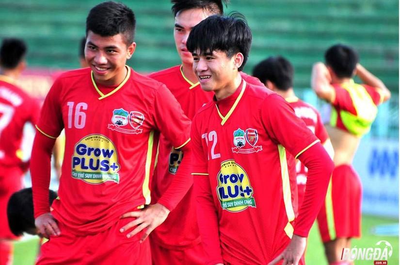 HAGL sử dụng đội hình nhiều sao quyết vô địch U21 quốc gia 2020