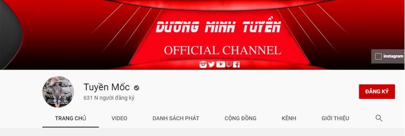 Thánh chửi Dương Minh Tuyền tiếp tục lập 2 kênh Youtube mới, xuất hiện nhiều nội dung phản cảm