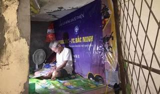 Cụ ông 70 tuổi ở 'biệt thự' 3m2, suốt 60 năm chưa được ăn cơm gia đình