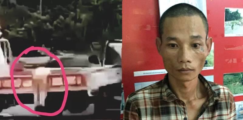 Chuyển tội danh giết người với tài xế chở gỗ lậu tông xe, hất văng đại úy CSGT