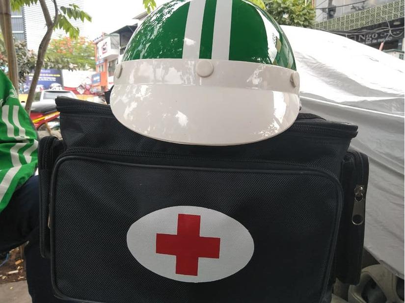 Đội cứu nạn giao thông tình nguyện5