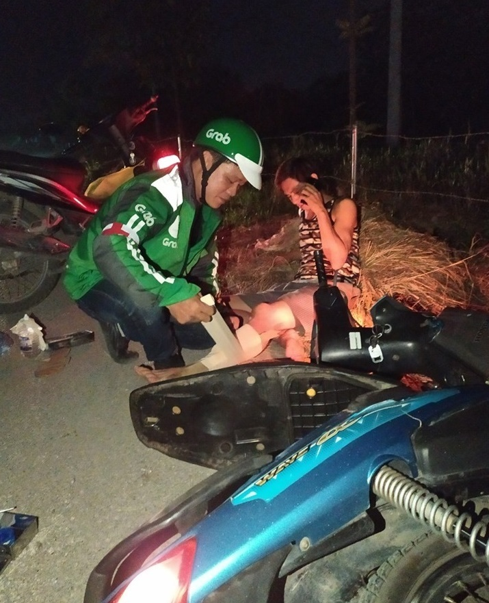 Đội cứu nạn giao thông tình nguyện6
