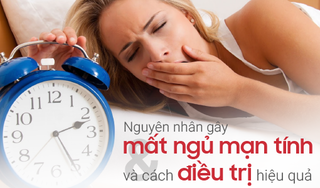 Nguyên nhân gây mất ngủ mạn tính và cách điều trị hiệu quả