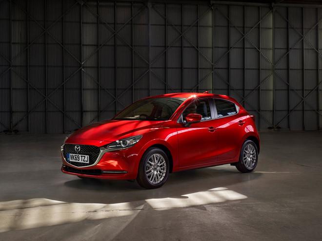Mazda2 2020 mở bán vào tháng 11 tới, giá từ 450 triệu đồng