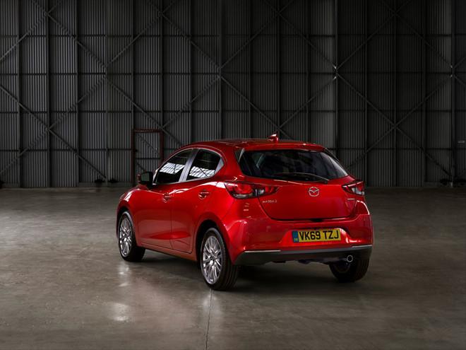 Mazda2 2020 mở bán vào tháng 11 tới, giá từ 450 triệu đồng2
