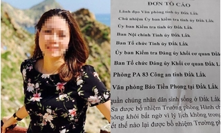 Lộ trình thăng tiến suốt 14 năm của nữ Trưởng phòng ở Tỉnh ủy Đắk Lắk