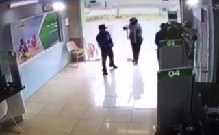 Đối tượng cướp ngân hàng ở Thanh Hóa là thượng úy công an