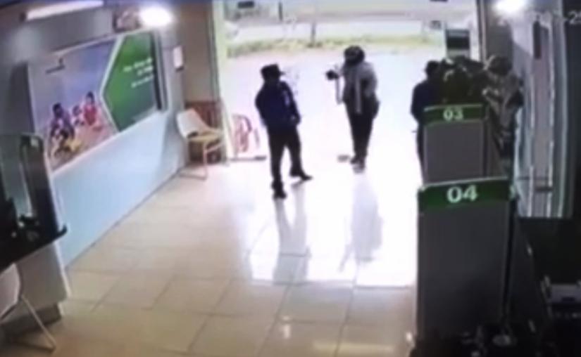 Bất ngờ công bố danh tính Thượng úy công an cướp ngân hàng ở Thanh Hóa