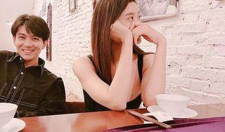 Lộ ảnh Tim và Trương Quỳnh Anh vui vẻ khi đi ăn cùng nhau