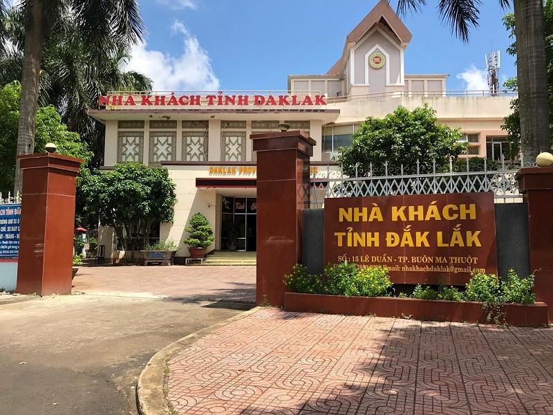 Giám đốc nhà khách tỉnh bị tố 'gạ tình' nữ nhân viên bất thành rồi đuổi việc