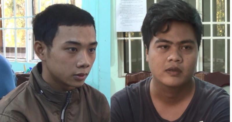 Lời khai của 2 kẻ kề dao vào cổ tài xế taxi cướp tài sản ra đầu thú