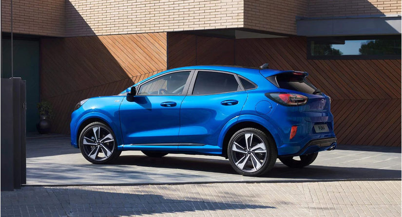 Ford mở bán mẫu SUV mới đẹp long lanh, giá chỉ gần 600 triệu đồng3