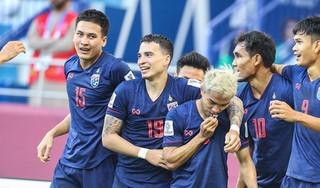 Đội tuyển Thái Lan nhận tin sốc trước trận gặp UAE