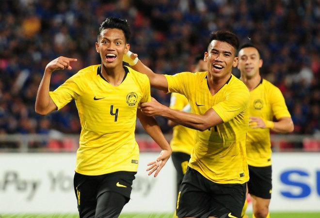 Malaysia thắng đậm Sri Lanka sẵn sàng đại chiến Việt Nam