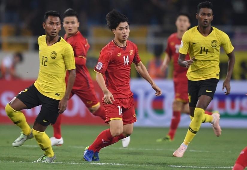 Phóng viên Thái tin Việt Nam sẽ đánh bại Malaysia ở lượt trận thứ hai vòng loại World Cu