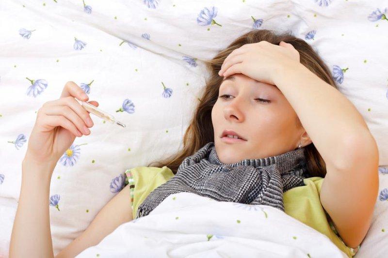 Cách xử lý khi người trưởng thành bị sốt virus
