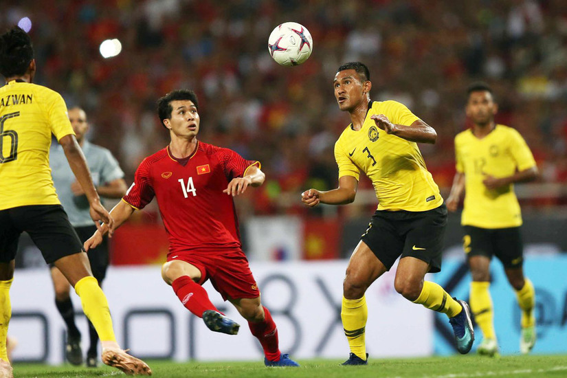 Malaysia mang 4 sao nhập tịch sang Hà Nội nhằm đánh bại đội chủ nhà Việt Nam
