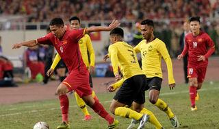 Lộ diện trọng tài bắt chính trận Việt Nam - Malaysia