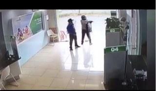 Lời khai bất ngờ của Thượng úy Công an bắn bảo vệ ngân hàng bị thương