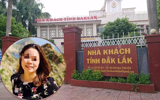 Ai quản lý nữ trưởng phòng ở Tỉnh ủy Đắk Lắk trong suốt 15 năm thăng tiến?