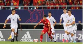 Đội bóng kém Việt Nam hơn 20 bậc trên BHX FIFA giành vé dự Olympic